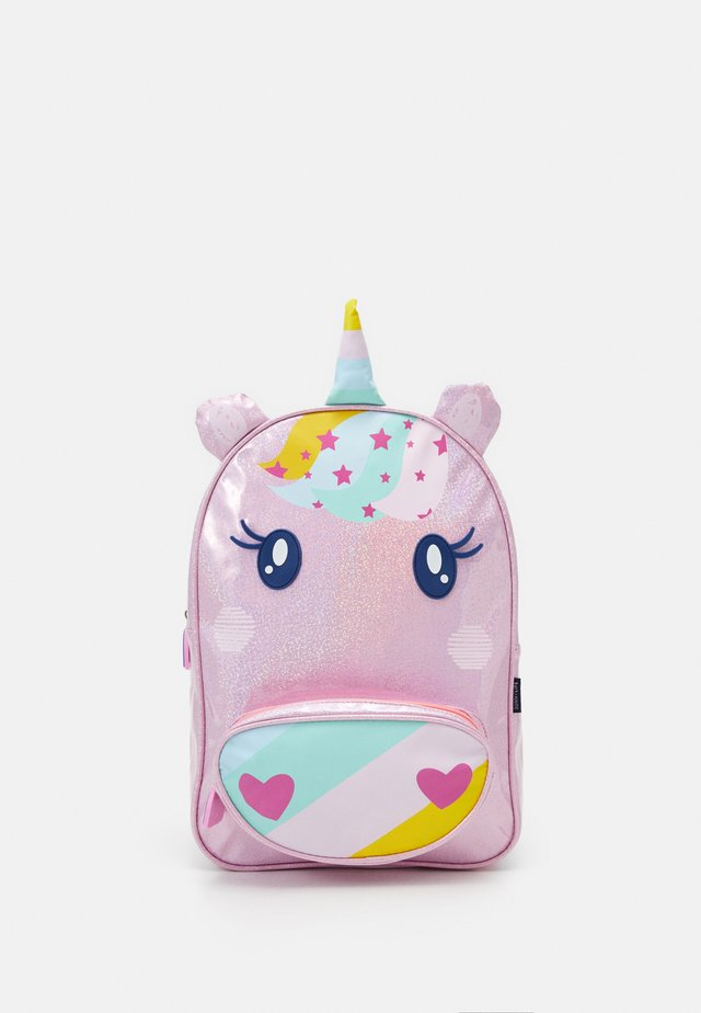 UNICORN KIDS BACK PACK LARGE - School bag - pink