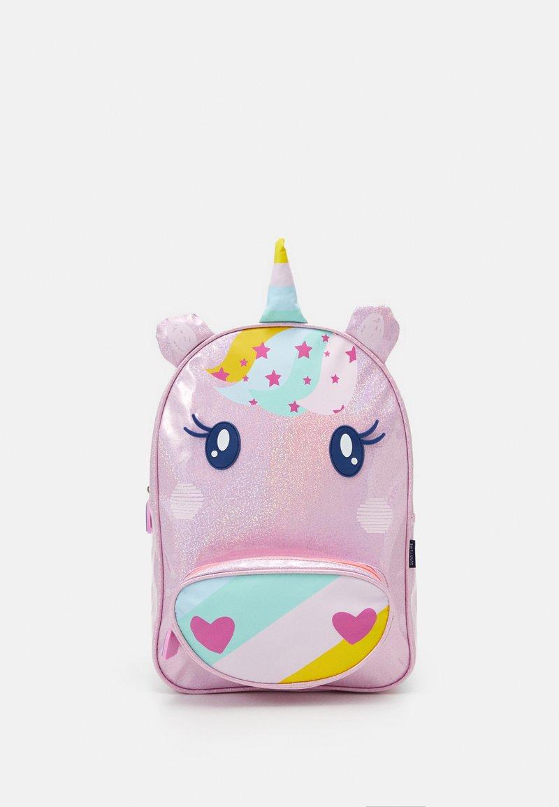 Sunnylife - UNICORN KIDS BACK PACK LARGE - Školní taška - pink
