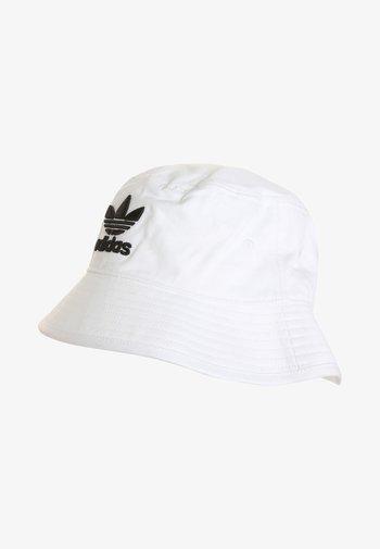 BUCKET HAT UNISEX - Sombrero - white
