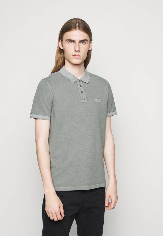 AMBROSIO - Poloshirts - silver