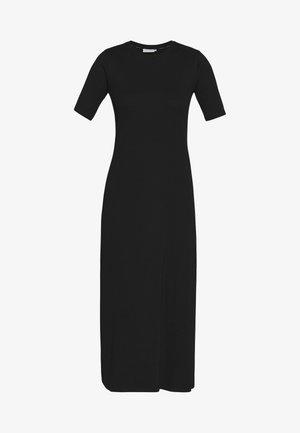MIDI DRESS - Maxi dress - calvin black