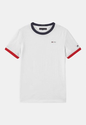 RINGER  - Camiseta estampada - white