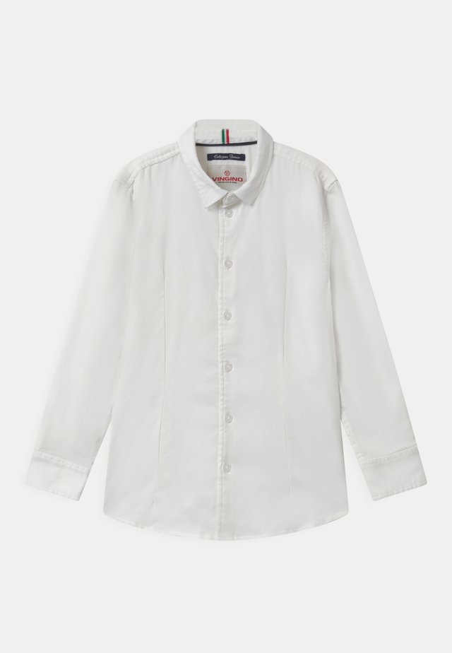 LANICIO - Camisa - real white