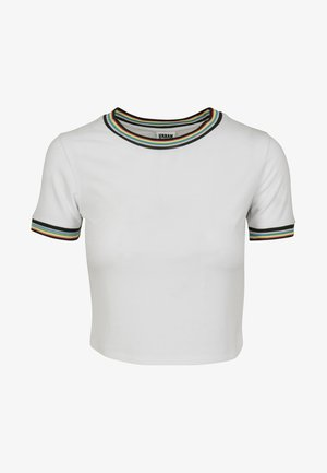 Frauen  - T-shirt imprimé - white