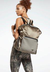 Reebok - TECH STYLE ONE SERIES TRAINING - Backpack - grey - 0