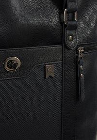 Kidzroom - DIAPERBAG KIDZROOM PRECIOUS - Baby changing bag - black - 10