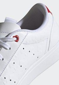 adidas Originals - SLEEK - Tenisky - footwear white/scarlet/core black - 14