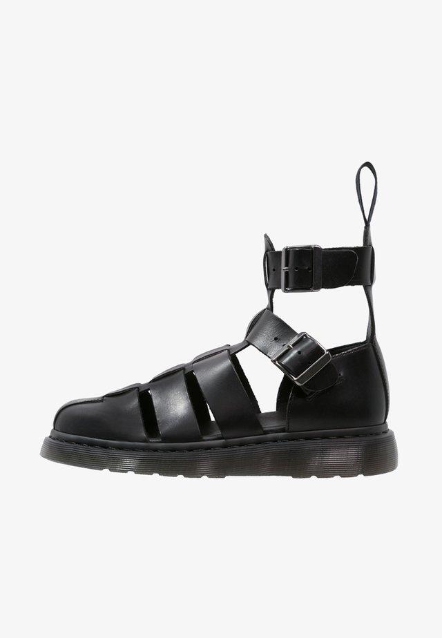 GERALDO - Sandals - black