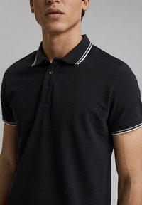 edc by Esprit - Polo shirt - black - 3