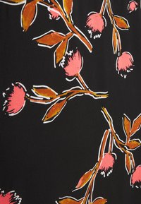 Vero Moda Curve - VMPRIEBE MIDI DRESS - Shirt dress - black - 2