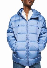 Pepe Jeans - DUA LIPA X PEPE JEANS - Winter jacket - fade blau - 3