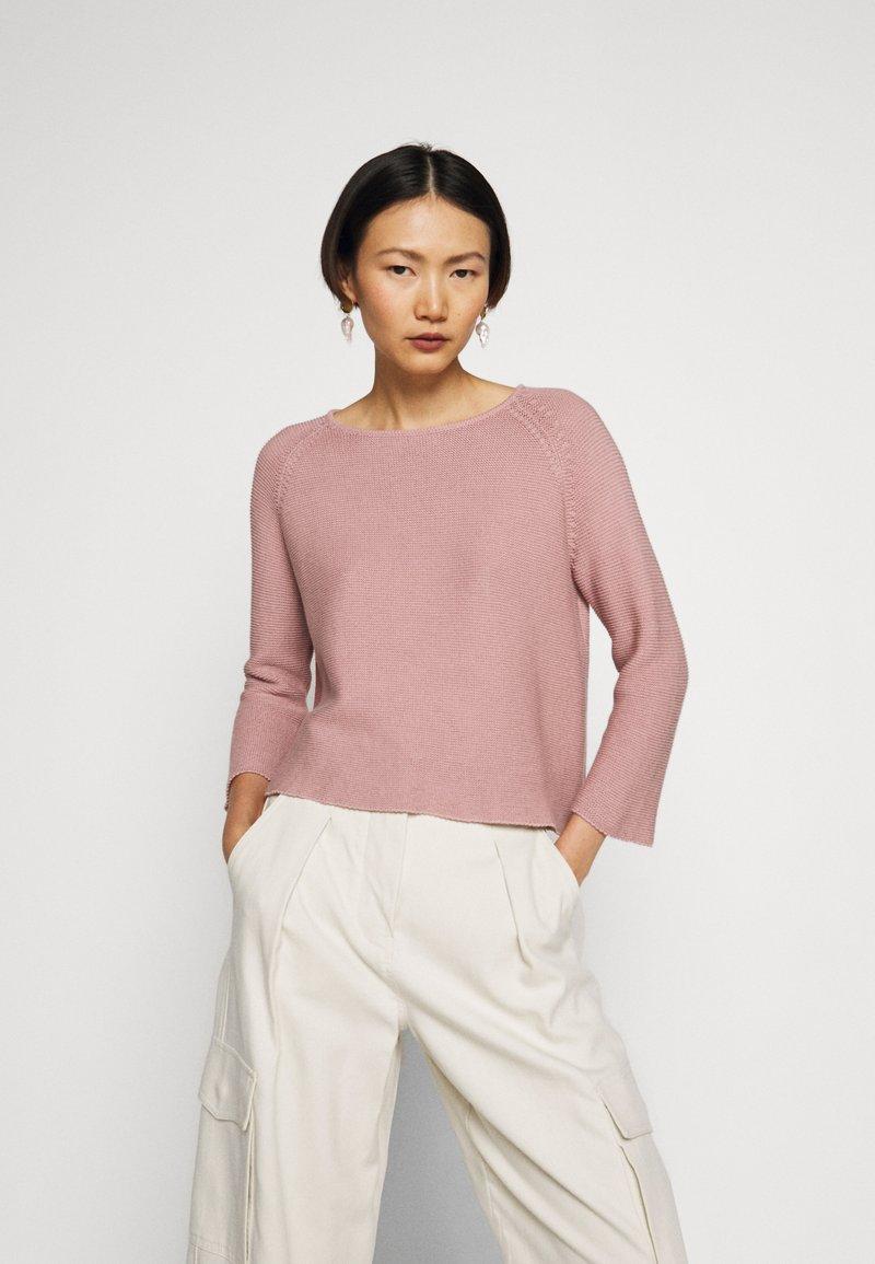 WEEKEND MaxMara - LAMPONE - Sweter - rosa