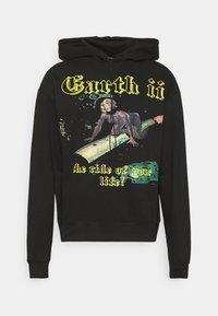 Night Addict - EARTH UNISEX - Sweatshirt - black - 0