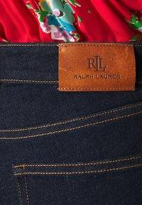 Lauren Ralph Lauren - 5 POCKET - Skinny džíny - rinse wash - 3