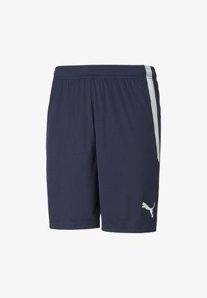 Sports shorts - peacoat puma white