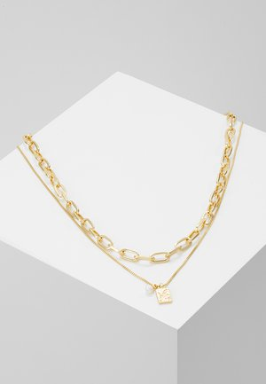 NECKLACE HANA 2 PACK - Collier - gold-coloured