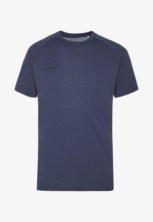 AEGILITY  - T-shirt med print - marine melange