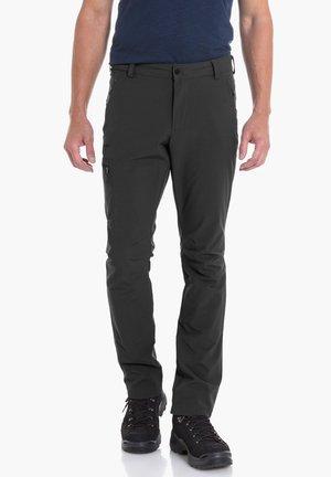 PANTS FOLKSTONE - Trousers - grey