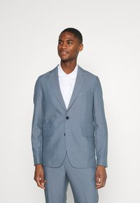 Isaac Dewhirst - UNSTRUCTURED  - Suit - blue - 2