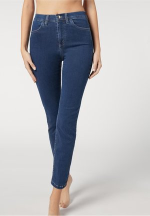 ECO COMFORT-STRETCH - Slim fit jeans - blu jeans