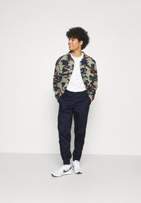 G-Star - RELAXED CUFFED TRAINER - Cargo trousers - sartho blue - 1