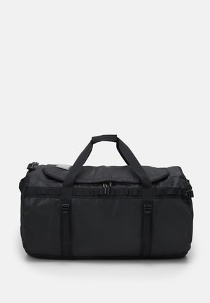 BASE CAMP DUFFEL XL UNISEX - Sports bag - black/white