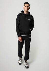Napapijri - M-ICE - Tracksuit bottoms - black - 0