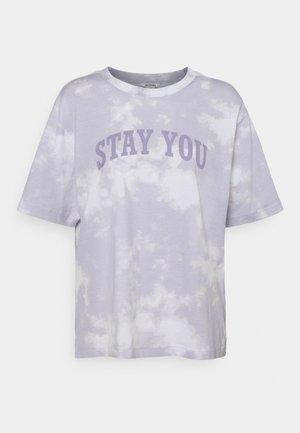 TOVI TEE - T-shirt print - purple