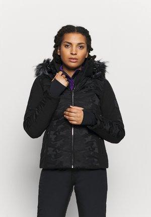 ENGELSBY - Snowboardjacke - black