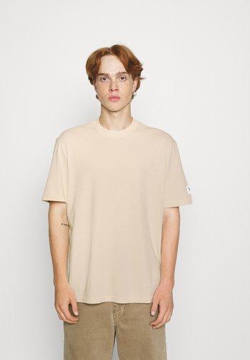 TEE - T-shirt basic - offwhite