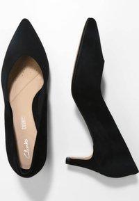 Clarks - Tacones - black - 2