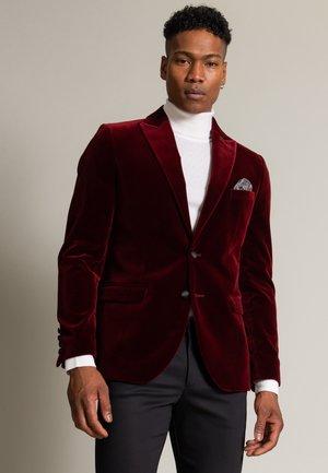 SPIRIT - Blazer jacket - bordeaux