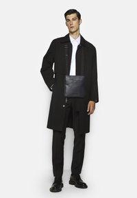 Emporio Armani - Across body bag - navy blue - 0