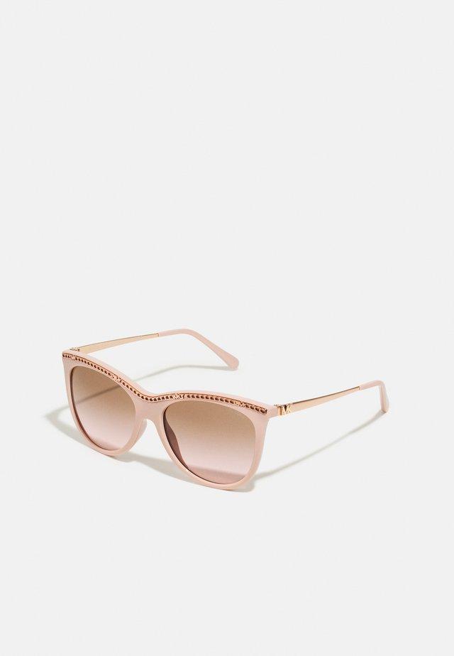 Occhiali da sole - pink solid