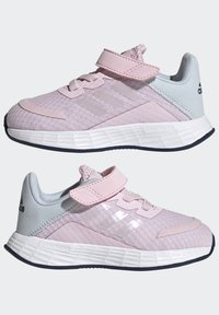 adidas Performance - DURAMO SL SHOES - Sportschoenen - clear pink/iridescent/halo blue - 6