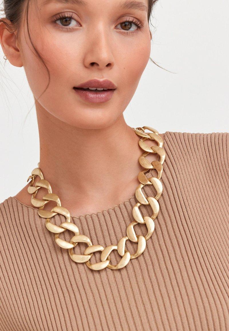 Next - Halsband - gold