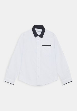 LONG SLEEVED SHIRT - Košile - white