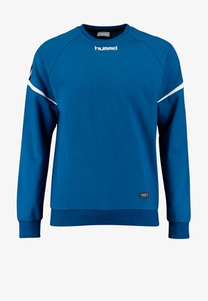 AUTHENTIC CHARGE  - Sweatshirt - blue/black