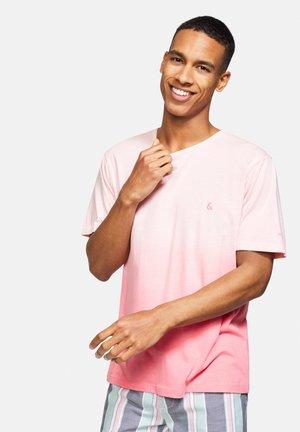 T-shirt print - rosa