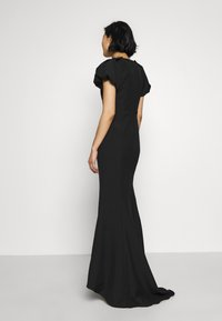 Jarlo - MAPLE TWINSET - Společenské šaty - black - 2