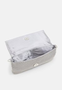 Lindex - BAG GLAM PARTY - Clutch - silver-coloured - 2
