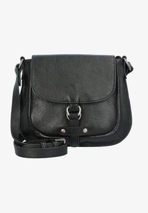 FLEUR  - Across body bag - black