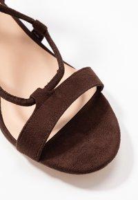 Even&Odd - Sandalias - brown - 2