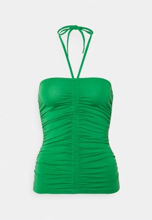 FLORENS SINGLET - Top - medium green