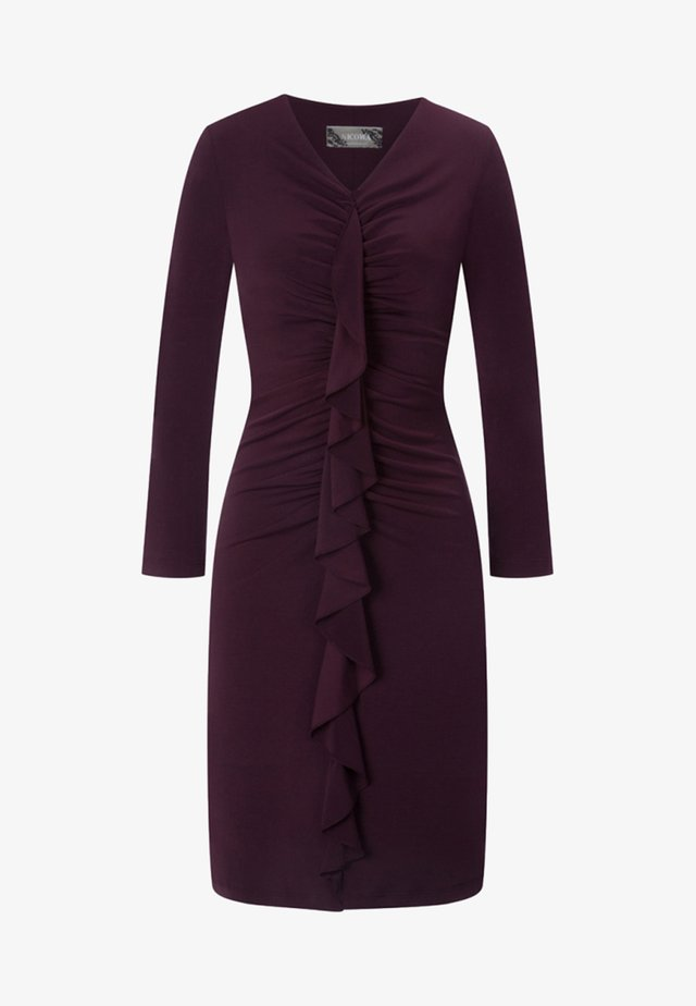 NIDALMA - Day dress - purple