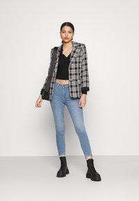 Lee - SCARLETT HIGH ZIP - Jeans Skinny Fit - light lou - 1