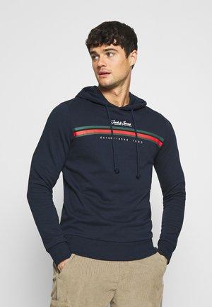 JORSPECTRA HOOD - Bluza z kapturem - navy blazer