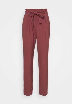 ONLHERO LIFE PANT - Trousers - apple butter