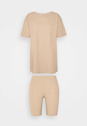NIGHT KATIE - Pyjama set - beige