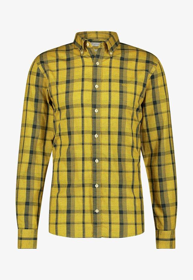 REGULAR FIT - Overhemd - daffodil
